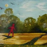 «Детство Между» (диптих), Нагнибеда НА