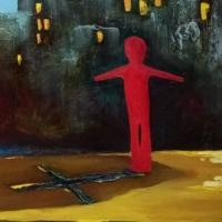 «Повзрослели Между» (диптих), Нагнибеда НА