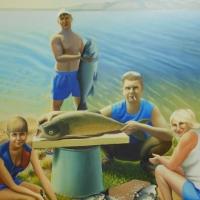 Удачная рыбалка. Артюков М