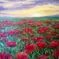 Жильцова Елена, Маковое поле