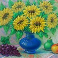 Масенина Ирина, Цветы солнца