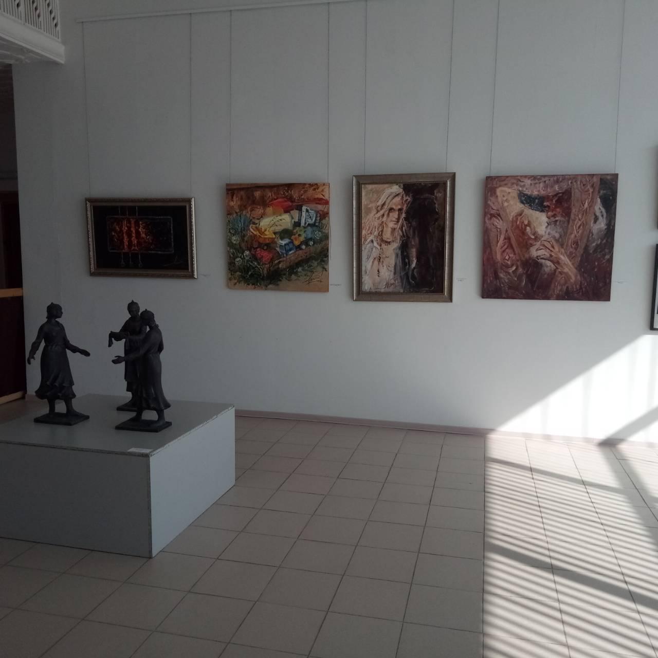открытие выставки Чебокары 2019